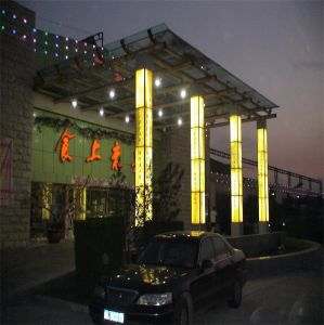 Translucent Columns for out Door. pictures & photos