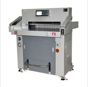 Hydraulic Program Paper Cutting Machine Hs-H670r pictures & photos