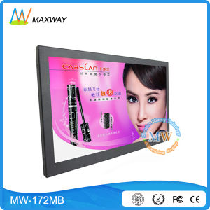 Full HD 1080P 17 Inch LCD Display Panel with 12V DC (MW-172MB) pictures & photos