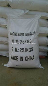 Hot Sale High Quality Magnesium Nitrate pictures & photos