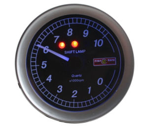 "3 3/4"" (95mm) Tachometer for Single Color LED Tachometer (8341) pictures & photos"