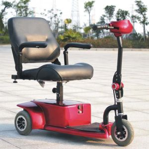 CE Approval Electric 3 Wheel Mobility Scooter (DL24250-1) pictures & photos