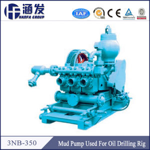 3nb-350 Mud Pump for Drilling Exploration and Geotechnical Drilling pictures & photos