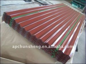 Pre-Painted Steel Roofing Sheets for Africa Market pictures & photos
