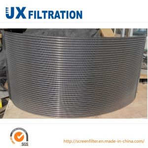Wedge Wire Side Hill Screens for Filtration pictures & photos