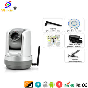 Hot-Selling 27X Optical Zoom Infrared PTZ WiFi IP Camera (IP-129HW) pictures & photos