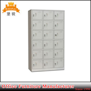 Public Used Metal 18 Doors Storage Locker pictures & photos
