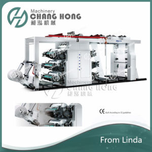 6 Color Non-Woven Bag Printing Machine and Bag Making Machine pictures & photos