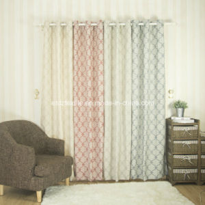 High Grade Popular Jacquard Curtain pictures & photos