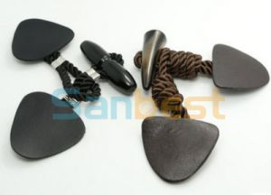 Fashion Ol Horn Resin Buttons for Overcoat pictures & photos