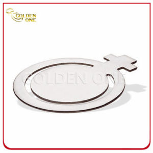 Novelty Gender Symbol Pattern Custom Metal Book Mark pictures & photos