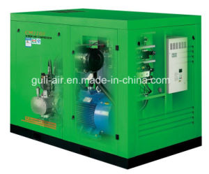 Oil Free Screw Air Compressor (7.5KW-450KW) pictures & photos