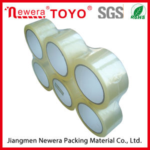 Flat Packed BOPP Adhesive Packing Tape pictures & photos