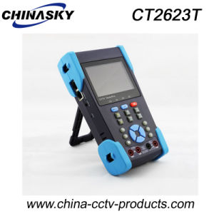 Portable CCTV Video Camera Tester with Tdr Cable (CT2623T) pictures & photos