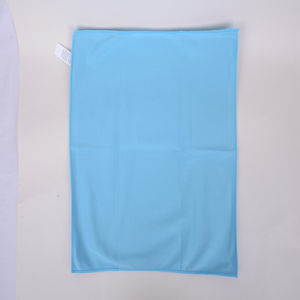 Blue, Ultra-Fine Fiber Cleaning Cloth, Customization, Rapid Absorption, Dry, Do Not Fade, Durable pictures & photos