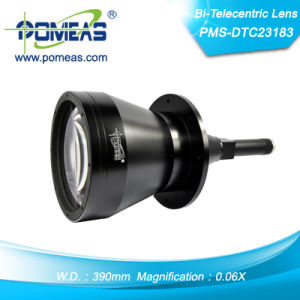 Bi-Telecentric Lens (PMS-DTC23183) with High Resolution