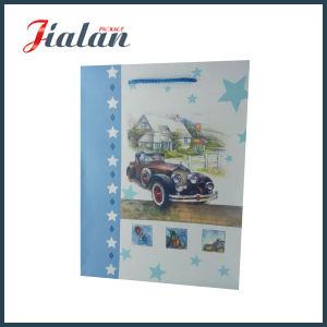 Cartoon Design Logo Printed Wholesales Cheap Paper Gift Bag pictures & photos