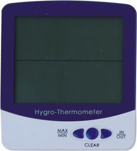 Digital Thermometer and Hygrometer Hth04