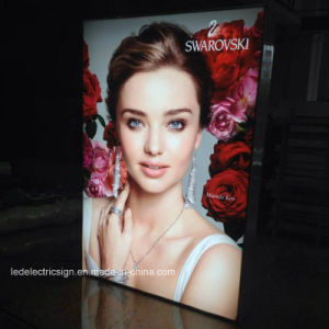 Frameless Aluminum Advertising LED Light Box pictures & photos
