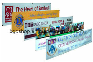 Flex Banner PVC Laminated Digital Printing (500dx500d 13OZ) pictures & photos
