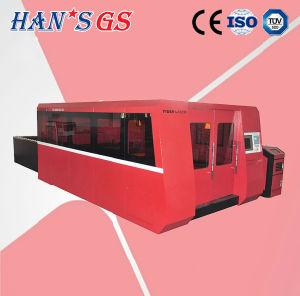 YAG Carbon Steel Laser Cutting Machine (GS-LFDS3015) pictures & photos
