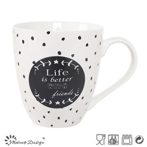 Eco-Friendly 20oz Custom Ceramic New Bone China Mug Cups pictures & photos