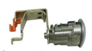 Ignition Switch Cylinder W/Key for Auto Parts pictures & photos