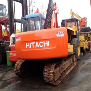 Secondhand Hitachi Walking Crawler Excavator/Used 12t Digger (EX120-3)