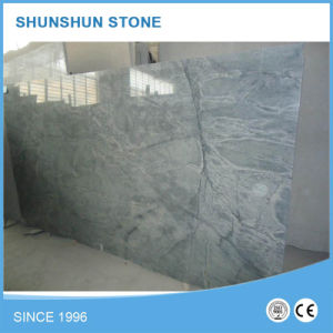 China Ocean Grey Marble Slabs for Wall and Flooring pictures & photos