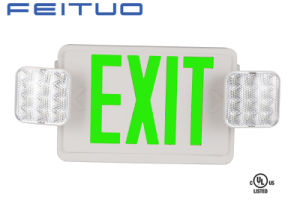 Emergency Light, UL Combo, Exit Sign, LED Sign, Exit Light, Emergency Exit pictures & photos
