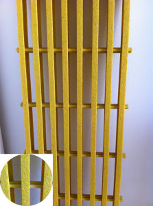 FRP/GRP Grating, Pultruded Grating, Fiberglass Grating pictures & photos
