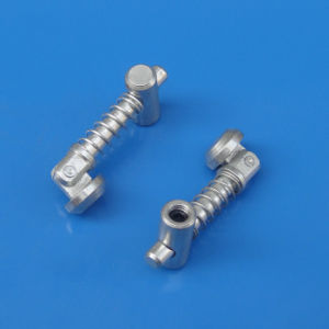 T Slotted Aluminum Extrusion Anchor Fastener for Tighting Set Screw 40s Connector pictures & photos