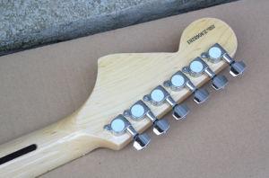 Hanhai Music/Sale Price Milk White St Style Electric Guitar pictures & photos