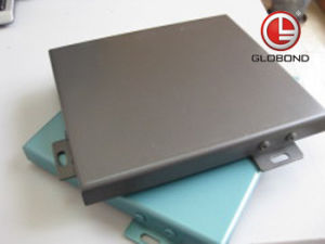 Factory Supply Solid Aluminium Panel for Building Material (GL-017) pictures & photos