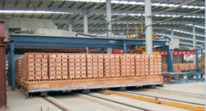 Clay Brick Machine Line/ Plant pictures & photos