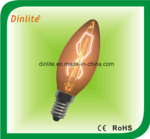 C35-7anchors 15W 25W 40W rustika bulb pictures & photos