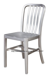 Morden Emeco Dining Restaurant Coffee Aluminum Navy Chair pictures & photos