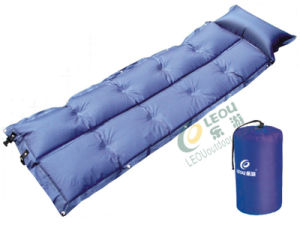 8 Point Nvey Blue Automatic Inflatable Sleeping Mat (HWF-118)