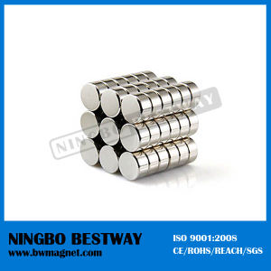 N38sh Grade Small Disc Neodymium Magnets pictures & photos