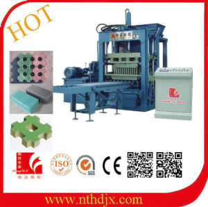 Made in China! Automatic PLC Control Cement Concrete Block Machine Pakistan pictures & photos