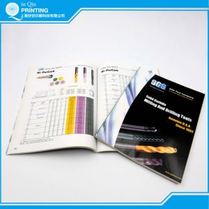Cheap Paperback Catalogue Printing Services pictures & photos