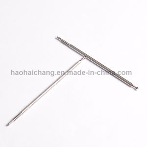 China Supplier Non-Standard Custom Made Knurled Dowel Pin pictures & photos