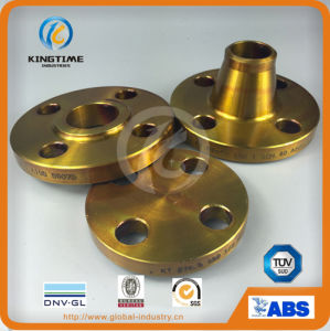 ANSI B16.9 Blind Flange Carbon Steel Forged Flange for Petrol Project (KT0315) pictures & photos