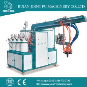 PU Pouring Machinery 4 Color&Double Density pictures & photos