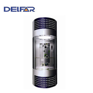 High Quality Large Loading Observation Elevator with Best Price pictures & photos