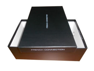 Branded Paper Gift Packaging Box for Shoes From China Supplier pictures & photos