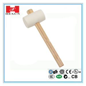Competitive Double Round Hammer with Solid Color pictures & photos