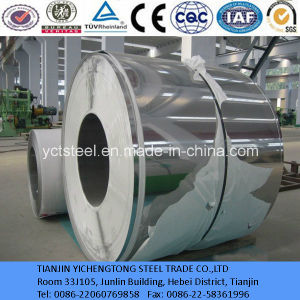 Stainless Steel Coils-Cold Rolled Hl Finish pictures & photos