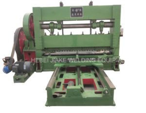 Anti-Theft Door Expanded Steel Metal Mesh Making Machine pictures & photos