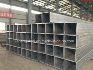 Round/Square/Rectangular ERW Steel Pipe pictures & photos